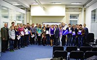 Participants and coordinators of Competition