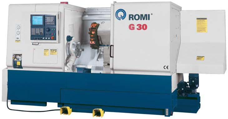 Turning Center Romi G 30