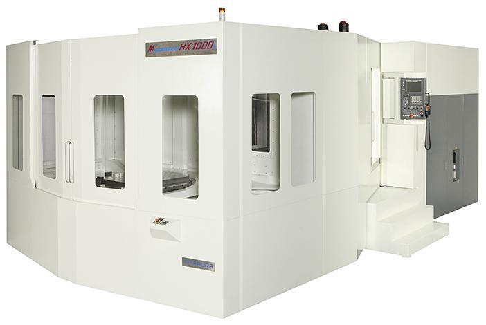 Обрабатывающий центр kitamura mycenter hx1000itga